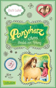 Ponyherz, Band 01: Anni findet ein Pony