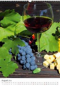 Weinjahr (Wandkalender 2019 DIN A3 hoch)