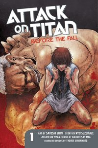 Attack on Titan: Before the Fall 01