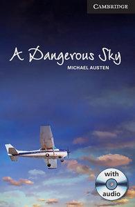 A Dangerous Sky. Buch mit Audio.CD