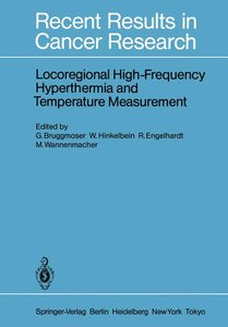 Locoregional High-Frequency Hyperthermia and Temperature Measure