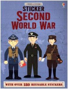 Sticker Dressing Second World War