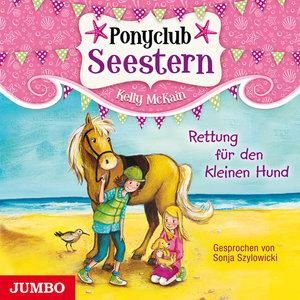 Ponyclub Seestern 01. Rettung für den kleinen Hund