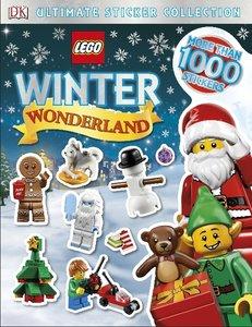 LEGO Winter Wonderland: Ultimate Sticker Collection