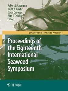 Eighteenth International Seaweed Symposium