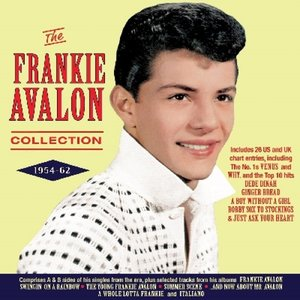 Frankie Avalon Collection 1954-1962