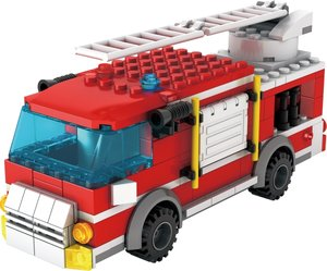 STAX HYBRID VEHICLES - Fire Truck