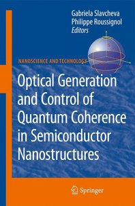 Optical Generation and Control of Quantum Coherence in Semicondu