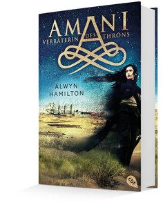 AMANI - Verräterin des Throns