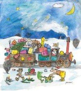 """Janoschs Adventskalender """"Weihnachtsexpress"""""""