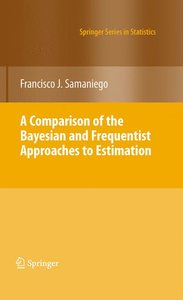 A Comparison of the Bayesian and Frequentist Approaches to Estim