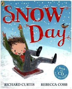 SNOW DAY PAPERBACK AND CD