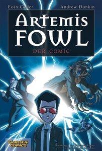 Artemis Fowl - Der Comic