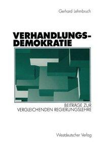 Verhandlungsdemokratie