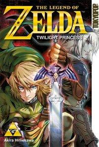 The Legend of Zelda - Twilight Princess. Bd.6