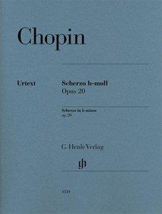 Scherzo h-moll op. 20