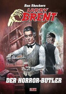 Dan Shockers Larry Brent - Der Horror-Butler