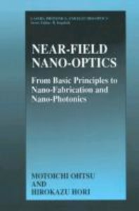 Near-Field Nano-Optics