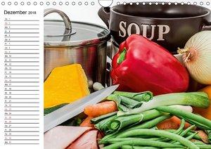 Suppen. Heiß geliebtes zum Löffeln