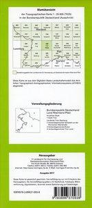 Trier-Pfalzel 1 : 25 000