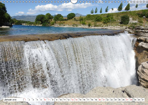 Montenegro - Visit and Love (Wandkalender 2018 DIN A3 quer)