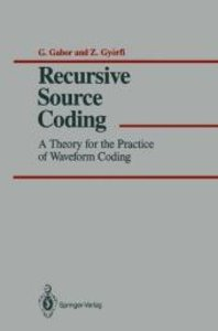 Recursive Source Coding
