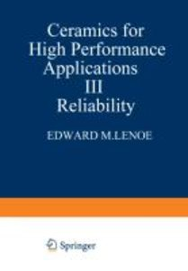 Ceramics for High-Performance Applications III