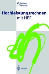 Hochleistungsrechnen mit HPF