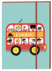 London Notebook A6