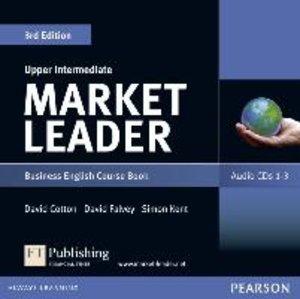 Market Leader 3rd Edition Upper Intermediate Coursebook 2 Audio