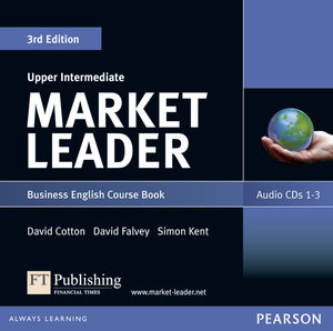Market Leader 3rd Edition Upper Intermediate Coursebook 2 Audio