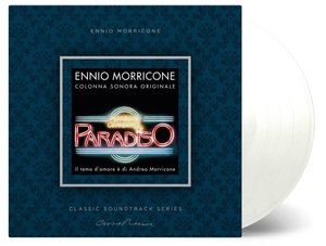Nuovo Cinema Paradiso (O.S.T.) (Limited Clear Vinyl)