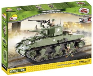 COBI 2464 - Sherman M4A1, Small Army - World War II