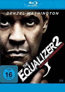 The Equalizer 2, 1 Blu-ray
