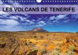LES VOLCANS DE TENERIFE (Calendrier mural 2015 DIN A4 horizontal