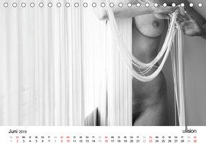 Haut und Faden (Tischkalender 2019 DIN A5 quer)