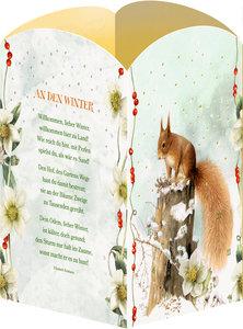 Laternen-Adventskalender Marjoleins leuchtende Winterwelt