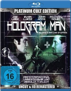 Hologram Man - Platinum Cult Edition