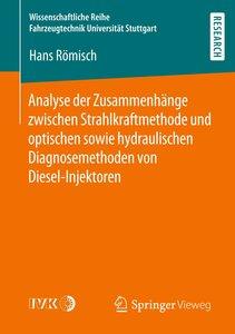Analyse der Zusammenhänge zwischen Strahlkraftmethode und optisc