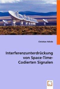 Interferenzunterdrückung von Space-Time-Codierten Signalen