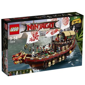 LEGO® NINJAGO 70618 - Ninja-Flugsegler