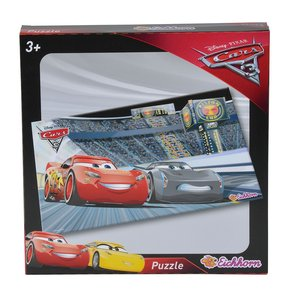 Eichhorn 100003292 - Disney Cars 3 - Formpuzzle, 45 teilig