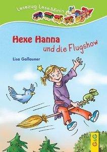 Hexe Hanna und die Flugshow