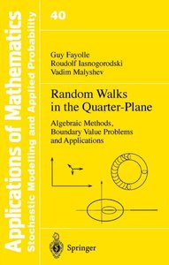 Random Walks in the Quarter-Plane