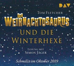 Der Weihnachtosaurus und die Winterhexe (Teil 2), 4 Audio-CDs