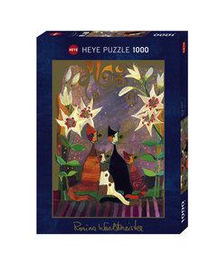 Lilies Puzzle