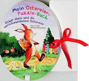 Mein Ostereier-Puzzle-Buch - Oskar Hase und die verschwundenen O