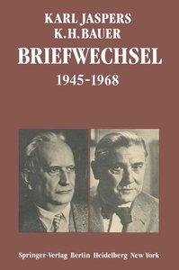 Briefwechsel 1945-1968