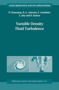 Variable Density Fluid Turbulence