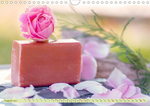 Handgemachte Seifen - Natürlichkeit in Szene gesetztAT-Version (